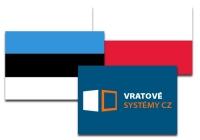 Vratové systémy expandují do zahraničí